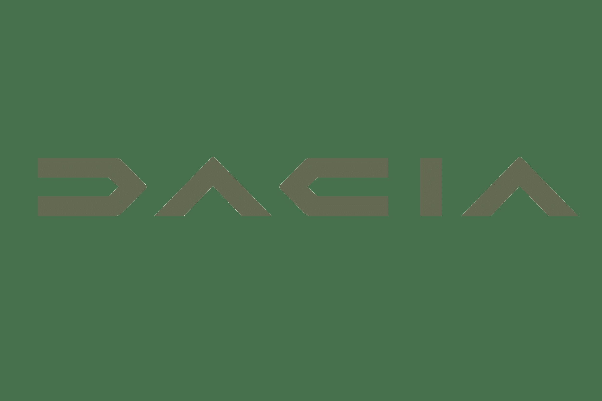 2021 - New Dacia logotype logobox